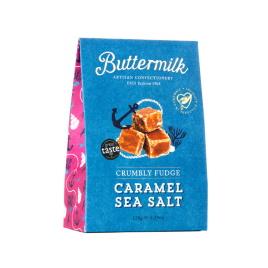 Buttermilk Caramel Sea Salt Fudge 150g