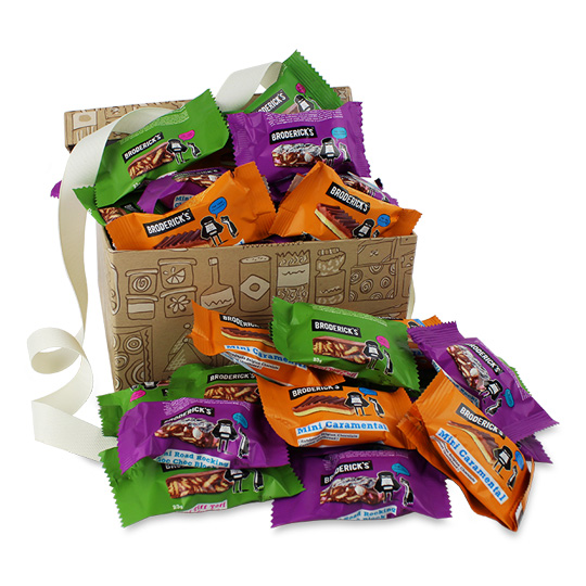 Broderick's Selection Snack Box (30pk)