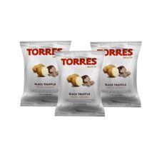 Torres Black Truffle Chips 125g (3-Pack)