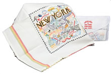 NYC Dish Towel From Catstudio