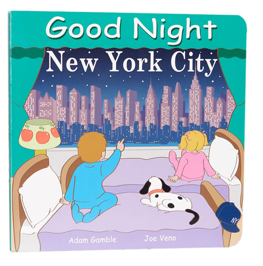 Baby Gift Baskets New York : Child baby gifts good night new york city
