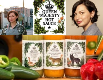 Queen Majesty Hot Sauce