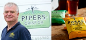 Pipers Crisps Potato Chips