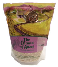 Oatmeal Of Alford Organic Pinhead Oatmeal (2.2lb) (1kg)