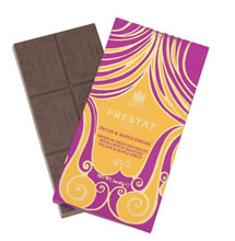 Prestat Milk Chocolate Pecan and Maple Bar 85g