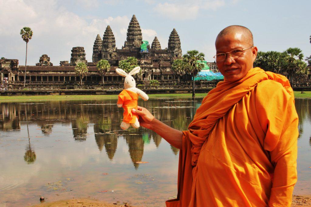 KIKI IN CAMBODIA