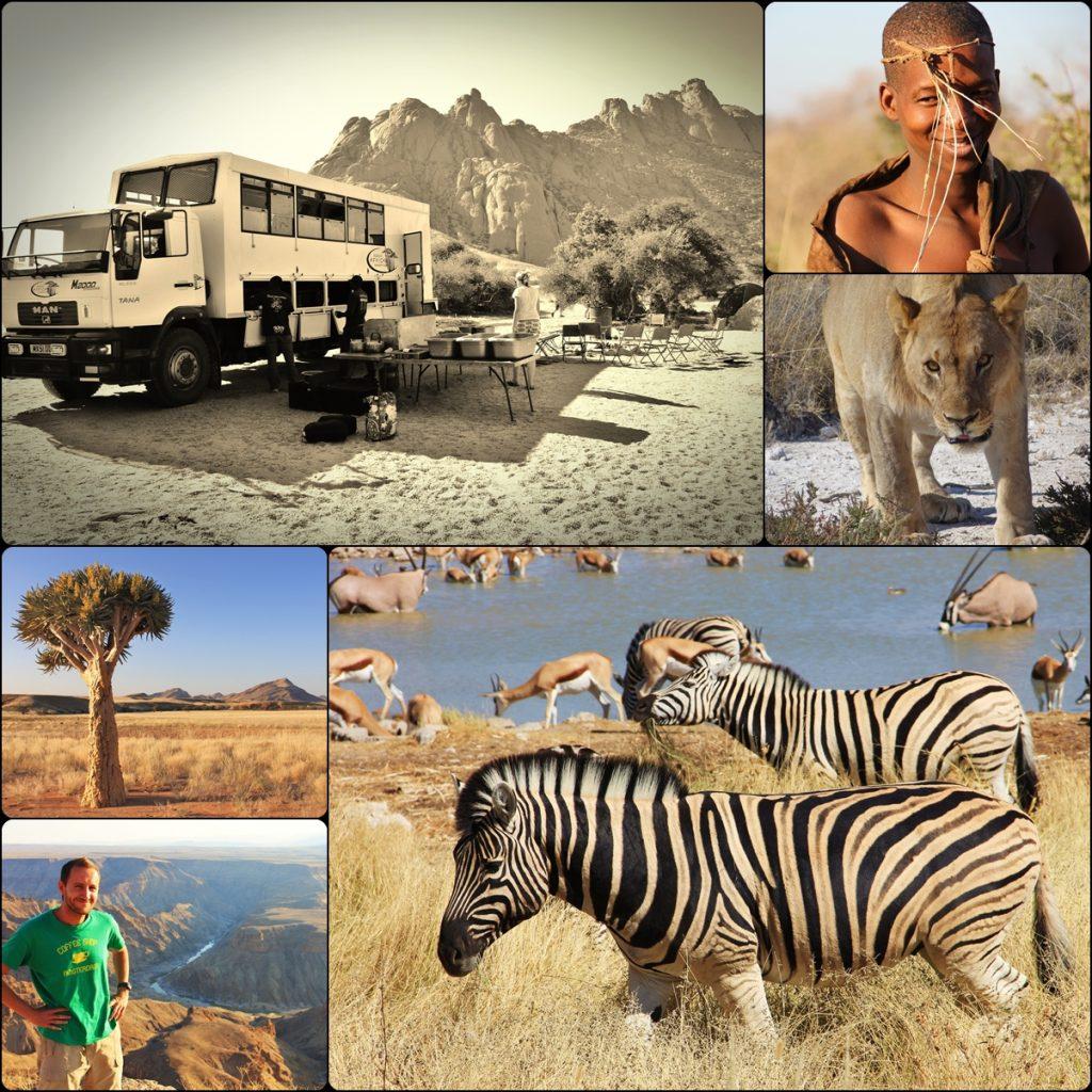 Africa Overland Tour