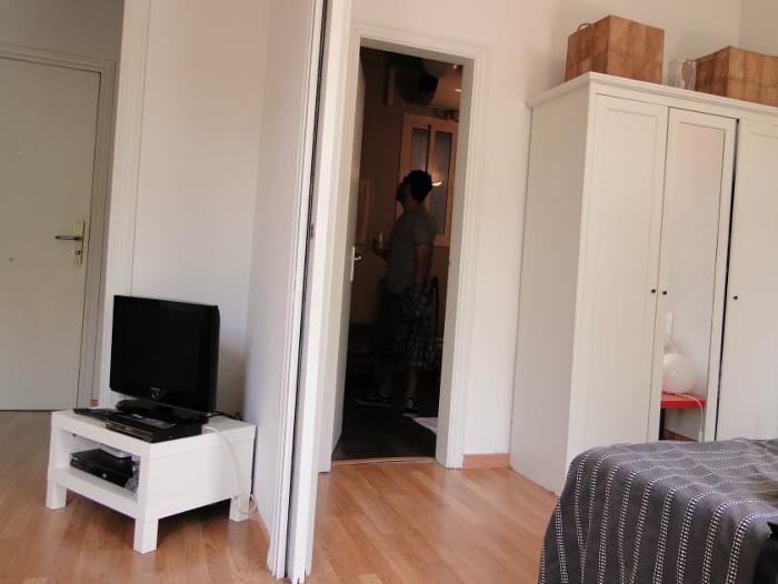 Apartamento que alugamos em Barcelona