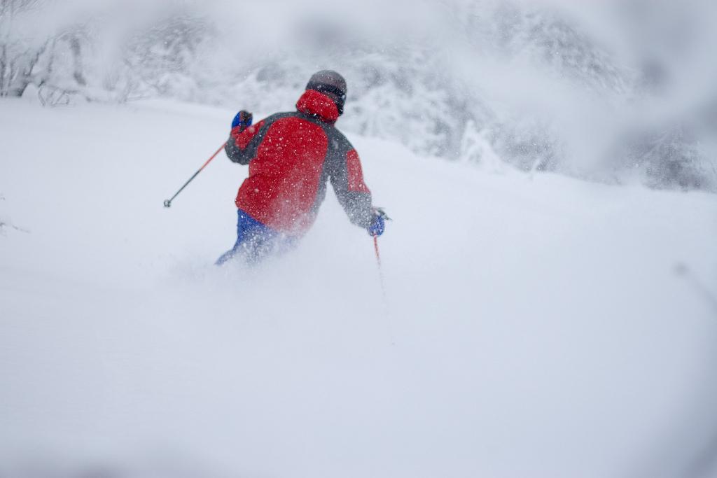 Crédito foto: Ola Persson - esqui em Trysil