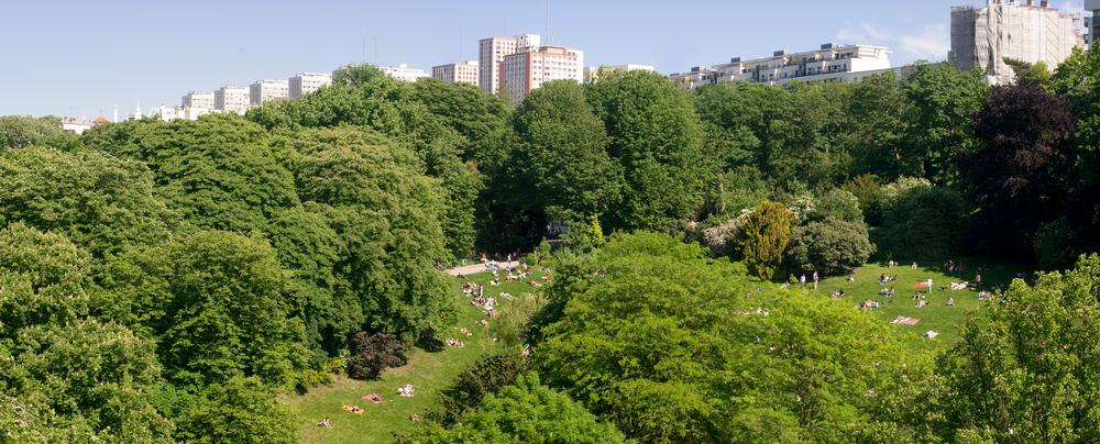 Parc des Buttes Chaumont - Crédito foto: Perig - Shutterstock.com