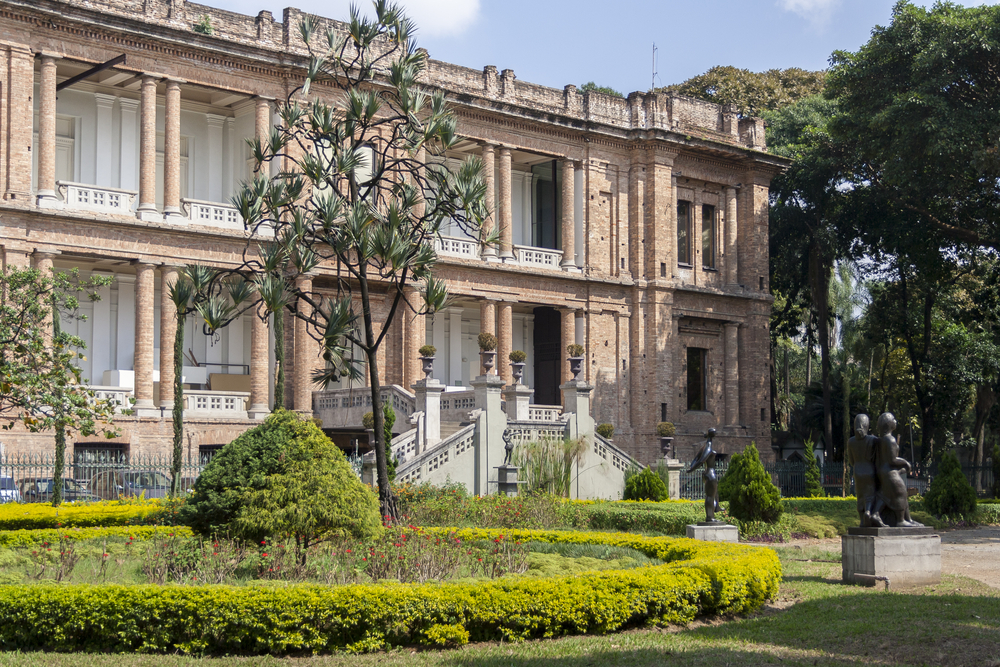 Pinacoteca de São Paulo - Crédito foto: Jaka Zvan - Shutterstock.com