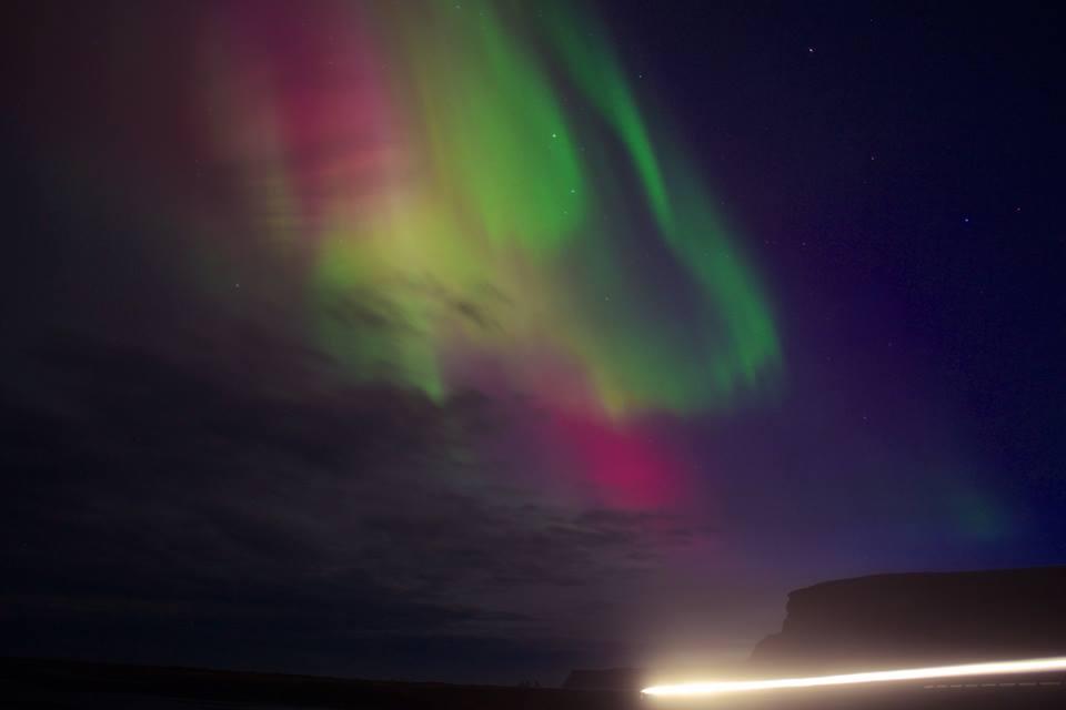 nossa terceira aurora boreal