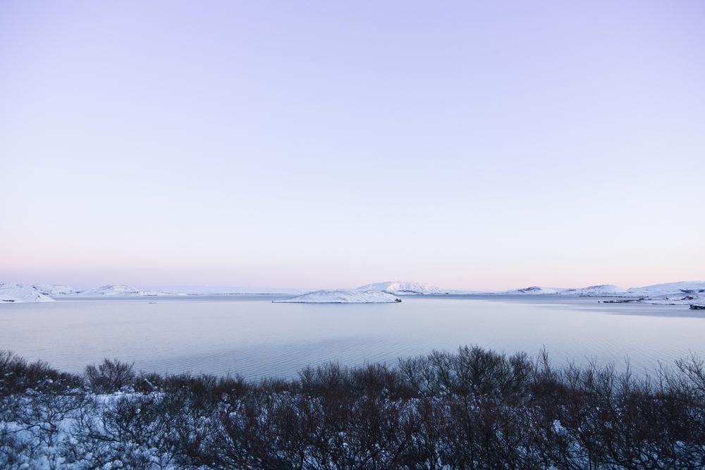 lago Þingvallavatn foto: J. Helgason - Shutterstock.com
