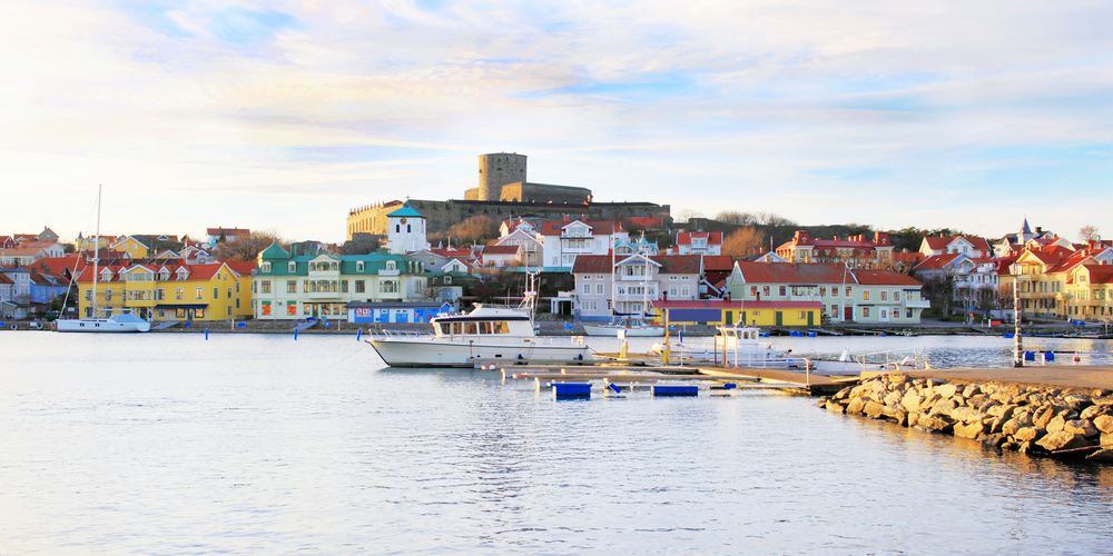 Marstrand: foto Sanjay Deva - shutterstock.com