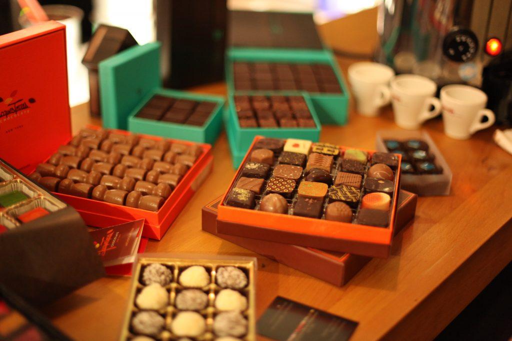 Jacques Torres chocolates - Foto: Lawren Bancroft-Wilson