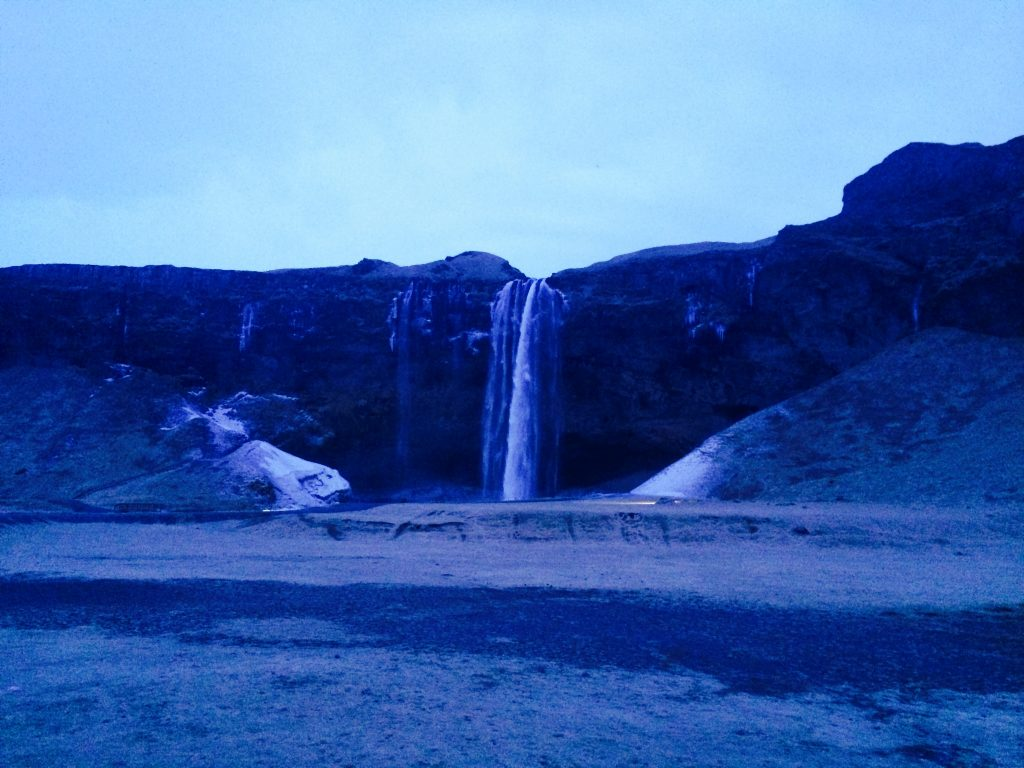 Skógafoss - foto Lalai Persson