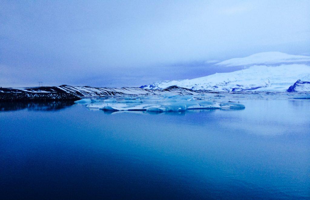 Jökulsárlón Glacial Lagoon - foto Lalai Persson