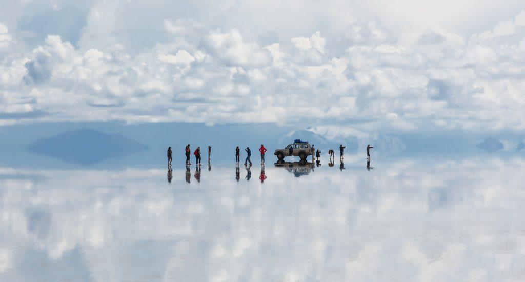 Salar de Uyuni - shutterstock.com