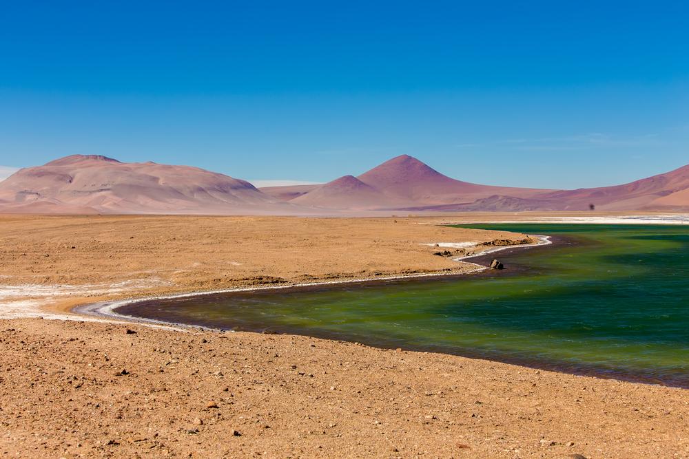 As belezas naturais entre Bolívia e Chile - Filipe Frazao - Shutterstock.com