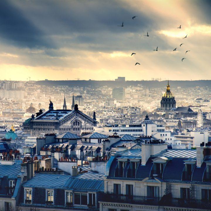 Paris por IM_photo - shutterstock.com