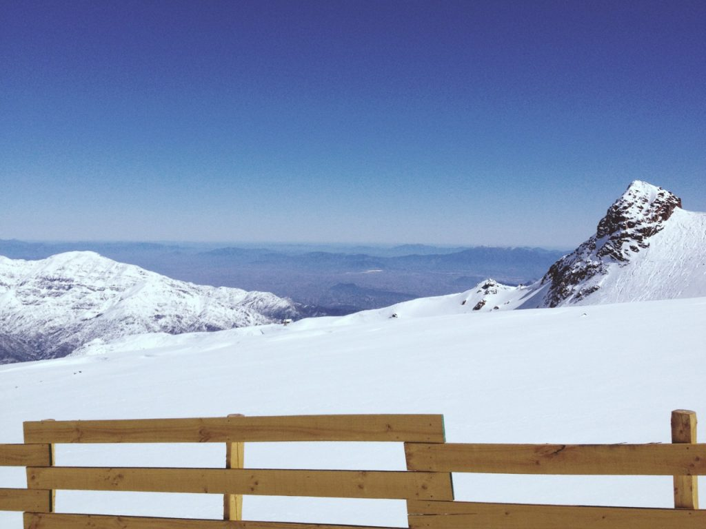 Guia, Valle Nevado, Chile, dicas