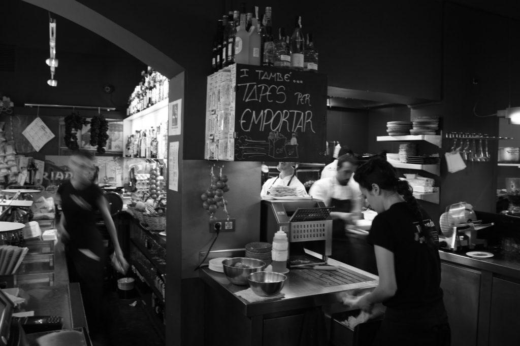 Tapas 24 - foto Sobremesa in Spain