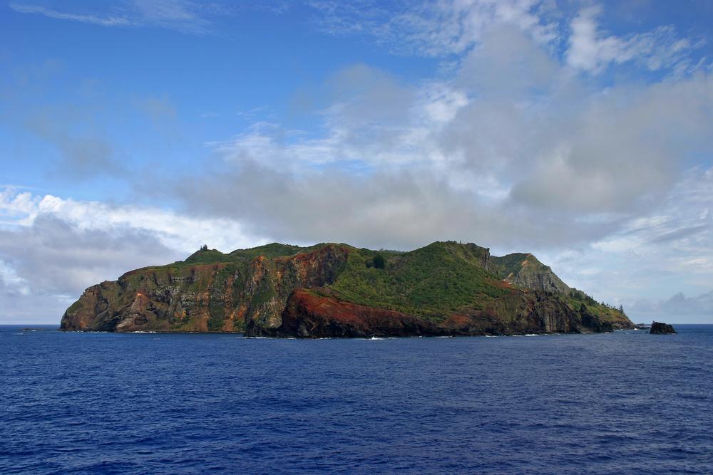 Pitcairn - Foto por / Shutterstock