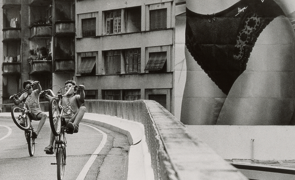 "Nair Benedicto, ""Minhocão"" (1991)"