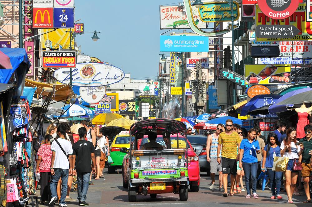 Khao San Road - Foto: MJ Prototype - shutterstock.com