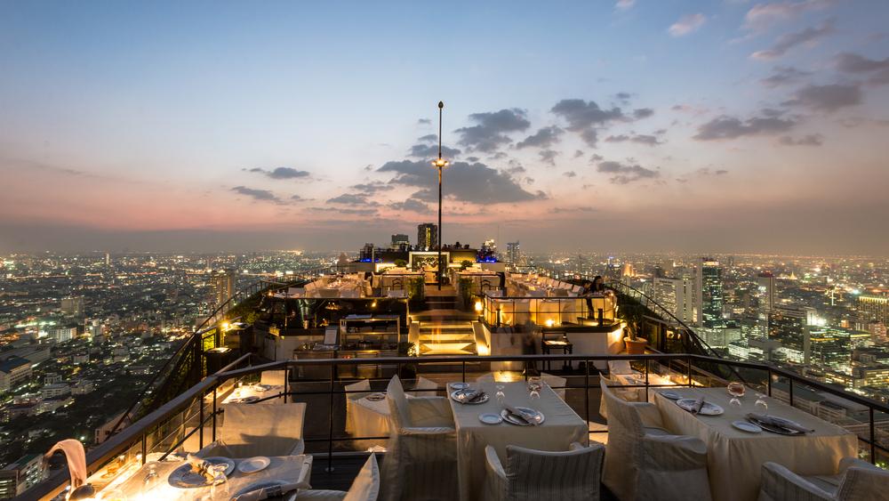 Bar Vertigo - foto Sanchai Kumar - shutterstock.com