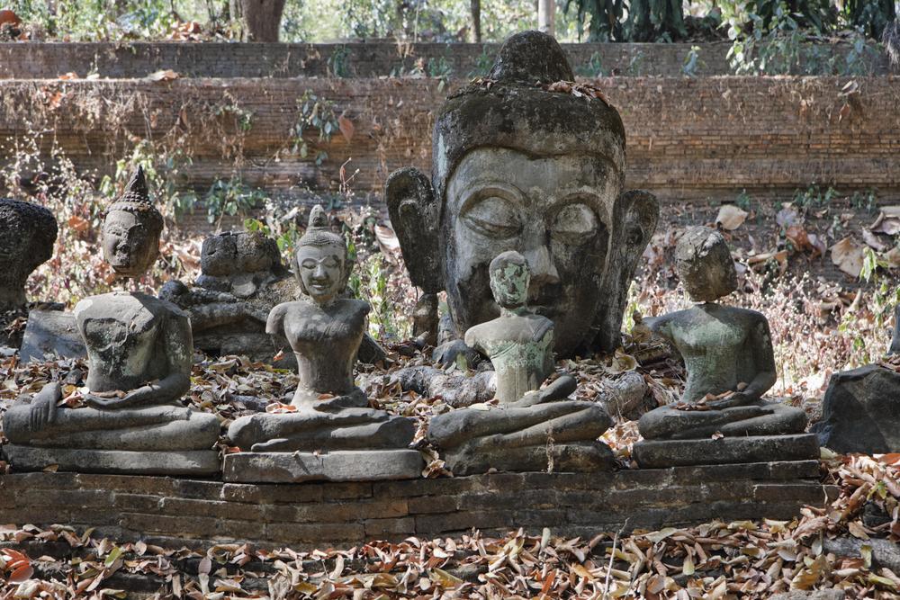 Wat Umong - foto: Angelo Giampiccolo - shutterstock.com