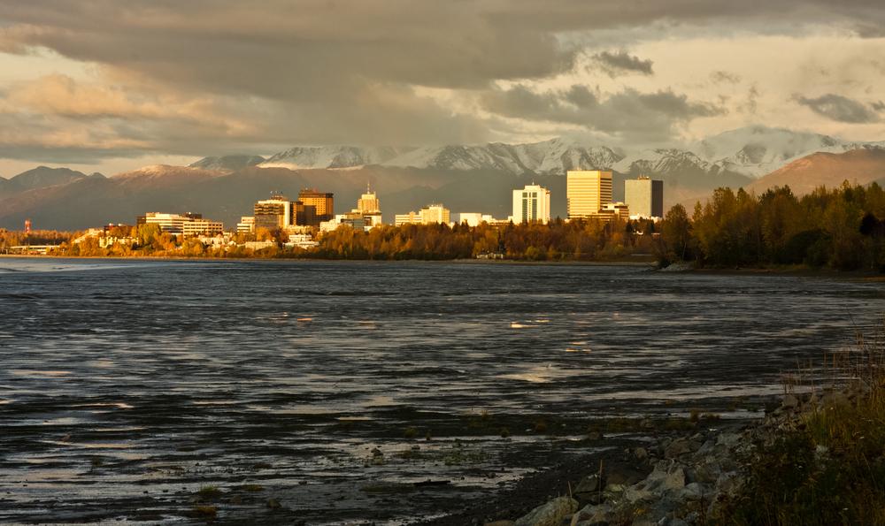 Anchorage na Primavera - Foto: Shutterstock - Kphotoc