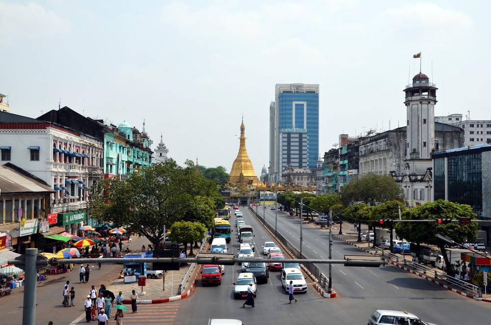 Yangon - foto Lisa-Lisa - shutterstock.com