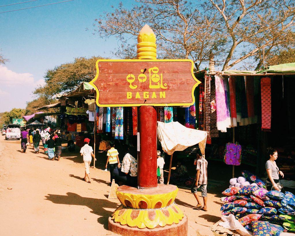 Old Bagan - foto Lalai Persson