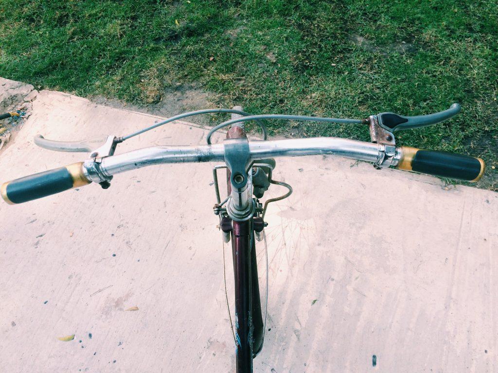 Minha bike. Foto: Lalai Persson