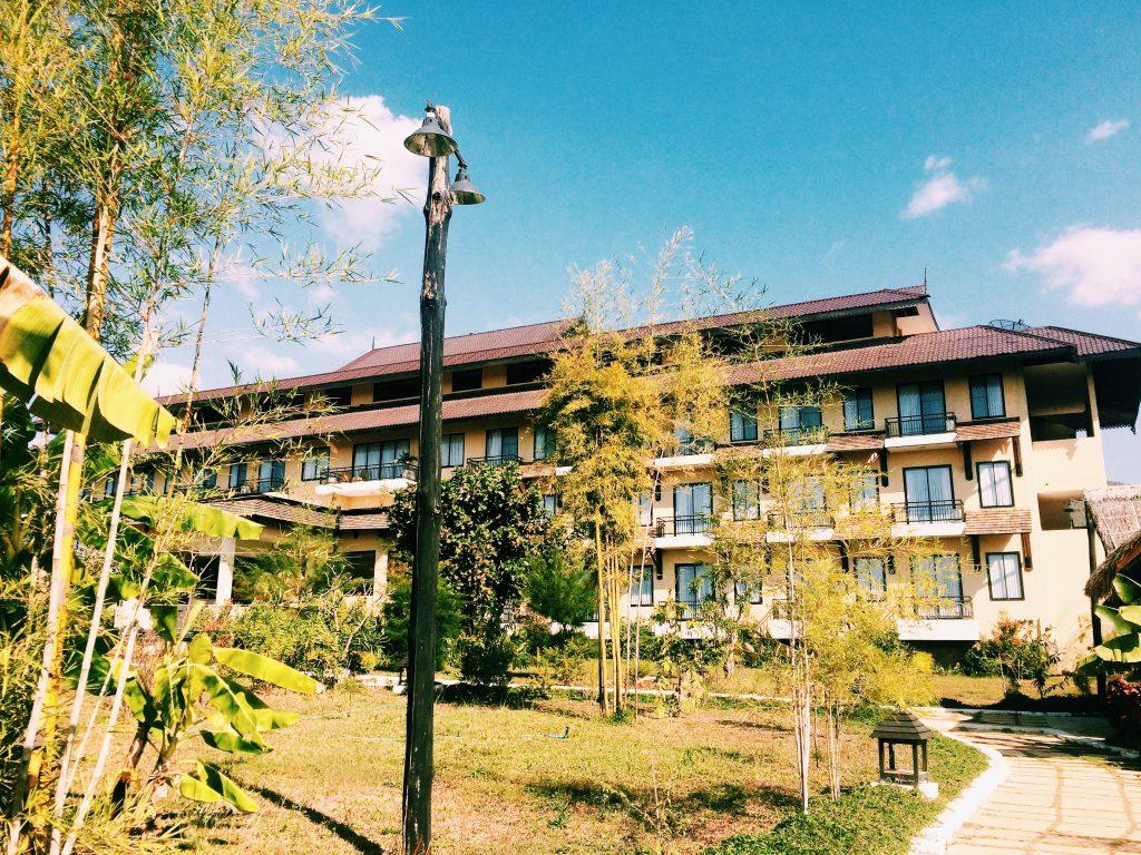Amata Garden Hotel. Foto: Lalai Persson