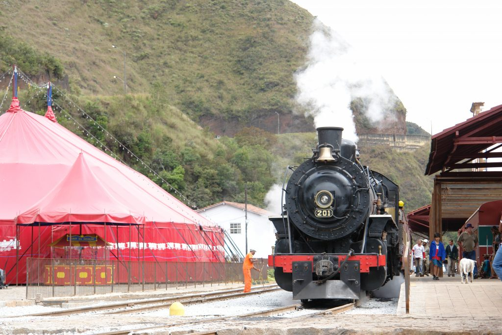 Trem da vale - Reprodução tremdavale.org