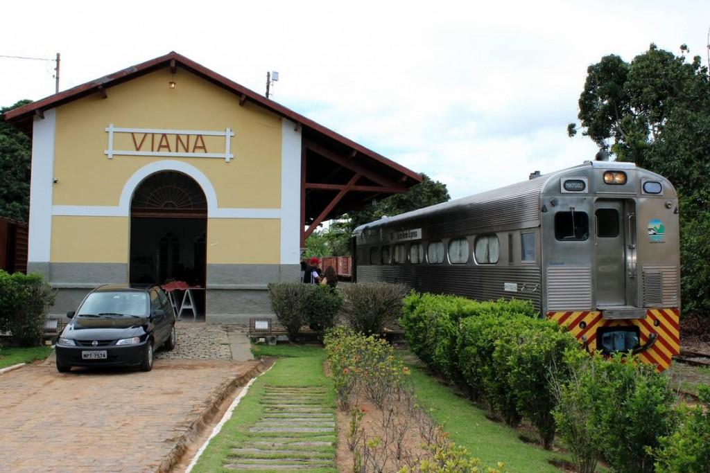 Trem das Montanhas Capixabas - Reprodução http://www.rotascapixabas.com/