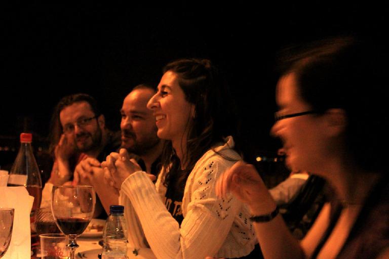 Alfama-te desafia 10 desconhecidos a jantares juntos. (Créditos: alfama-te)
