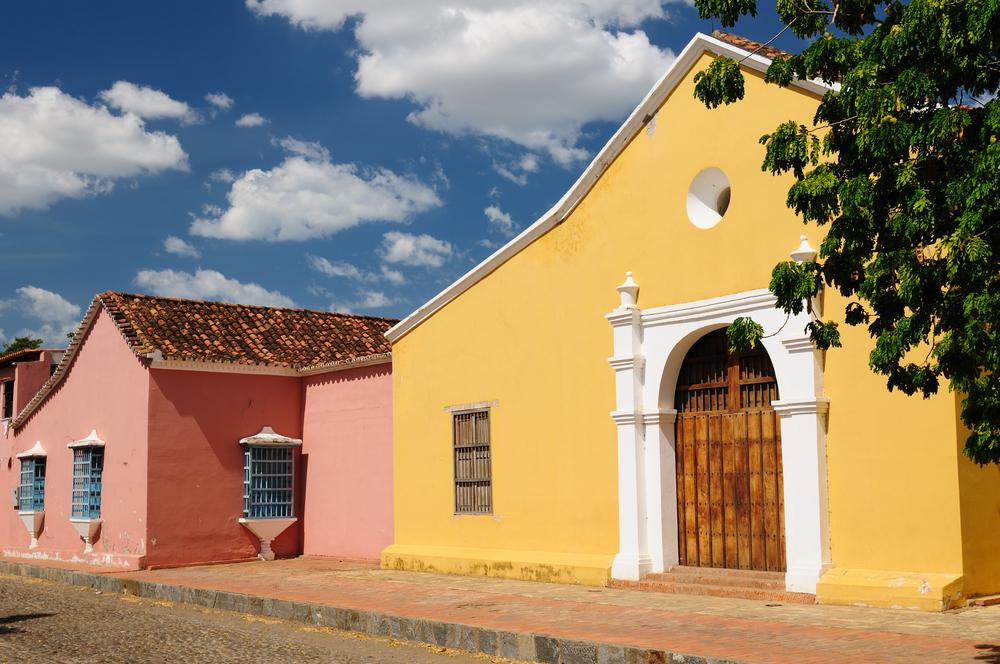 Centro histórico de Coro - Shutterstock: Rafal Cichawa