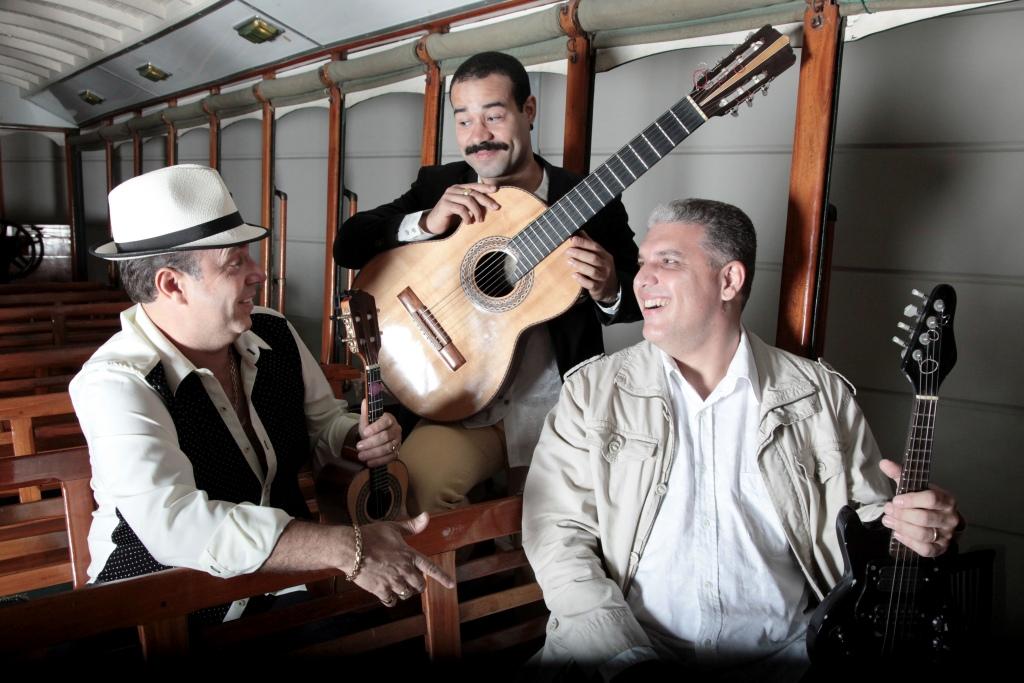 Trio Rio de Cordas. Foto: Divulgação