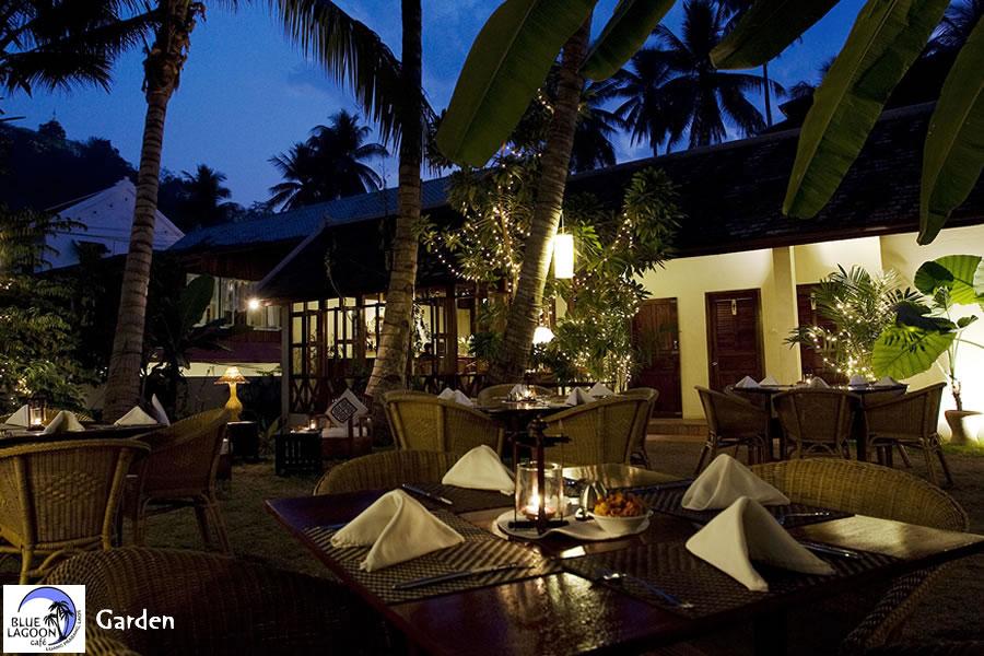 Blue Lagoon Restaurant - Reprodução