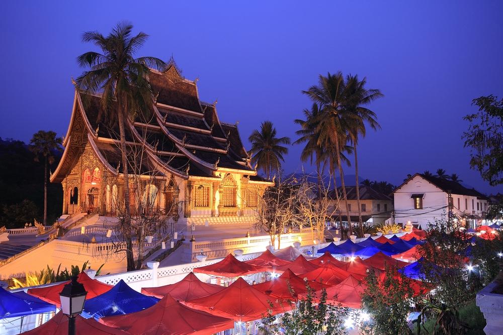 Mercado Noturno - Em7 / Shutterstock.com