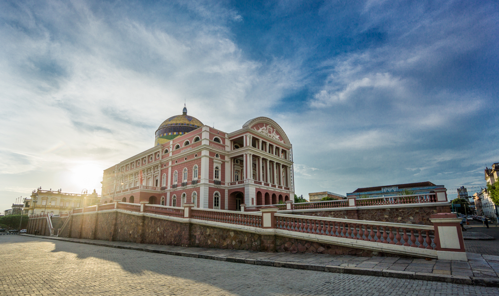 Manaus - Foto: Shutterstock - FCG