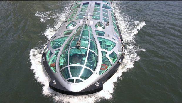 (Créditos: Tokyo Cruise)