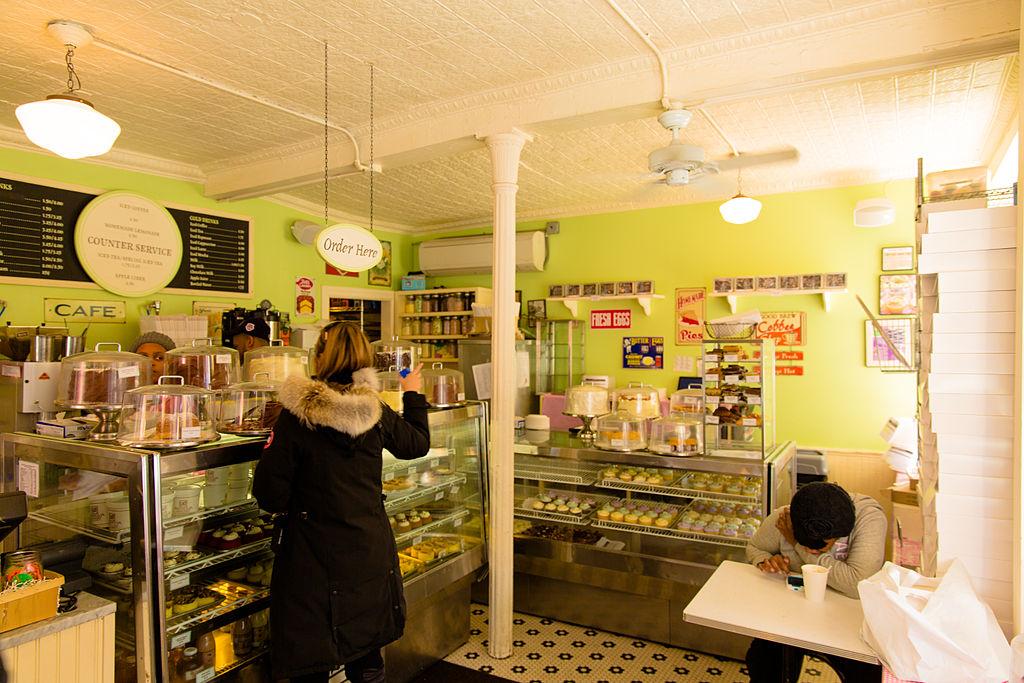 Magnolia Bakery (foto: WestportWiki)