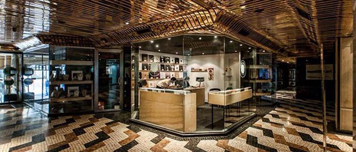 Carpets & Snares, a loja de disco mais linda da cidade / Créditos: Alexandre Filipe Guerra