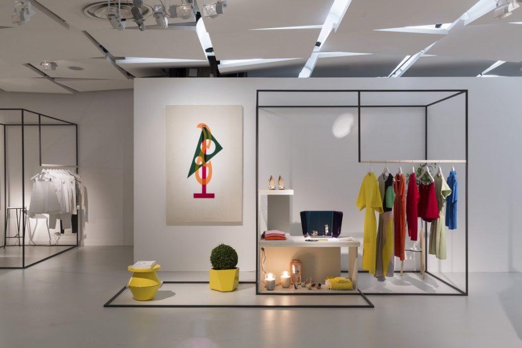 Galerie des Galeries na Semana de Design de Paris