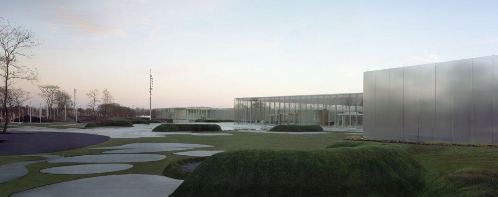 Musée du Louvre Lens. Foto: Hisao Suzuki