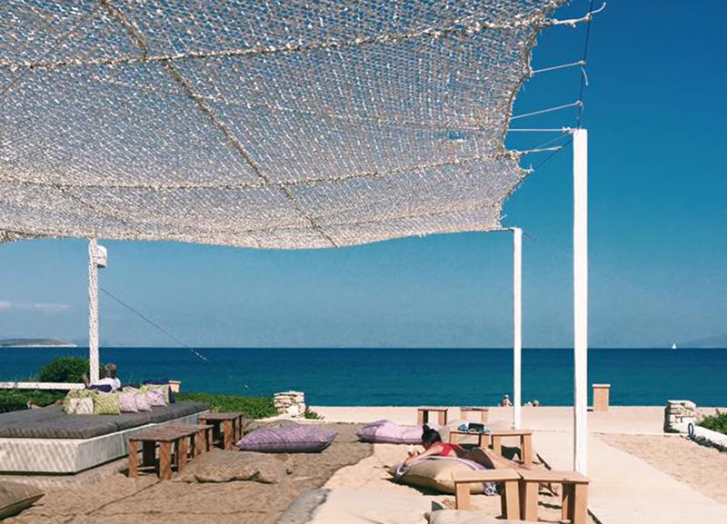 Nosso pequeno paraíso privado em Antíparos